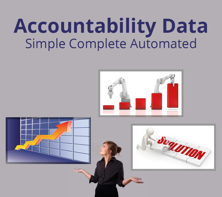 Accountability Data - Balancing – Simple, Complete and Automated