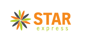 Image of Star Express logo - Star Express is a second-generation company that has grown from a single store to outlets that include C-Stores, fast food, and a travel center Their busiest location sits next to an Interstate highway in an affluent area. The large store includes 4 bays, a large store, a Subway, and their fresh food canteen. The store has a beautiful layout with an upscale design.